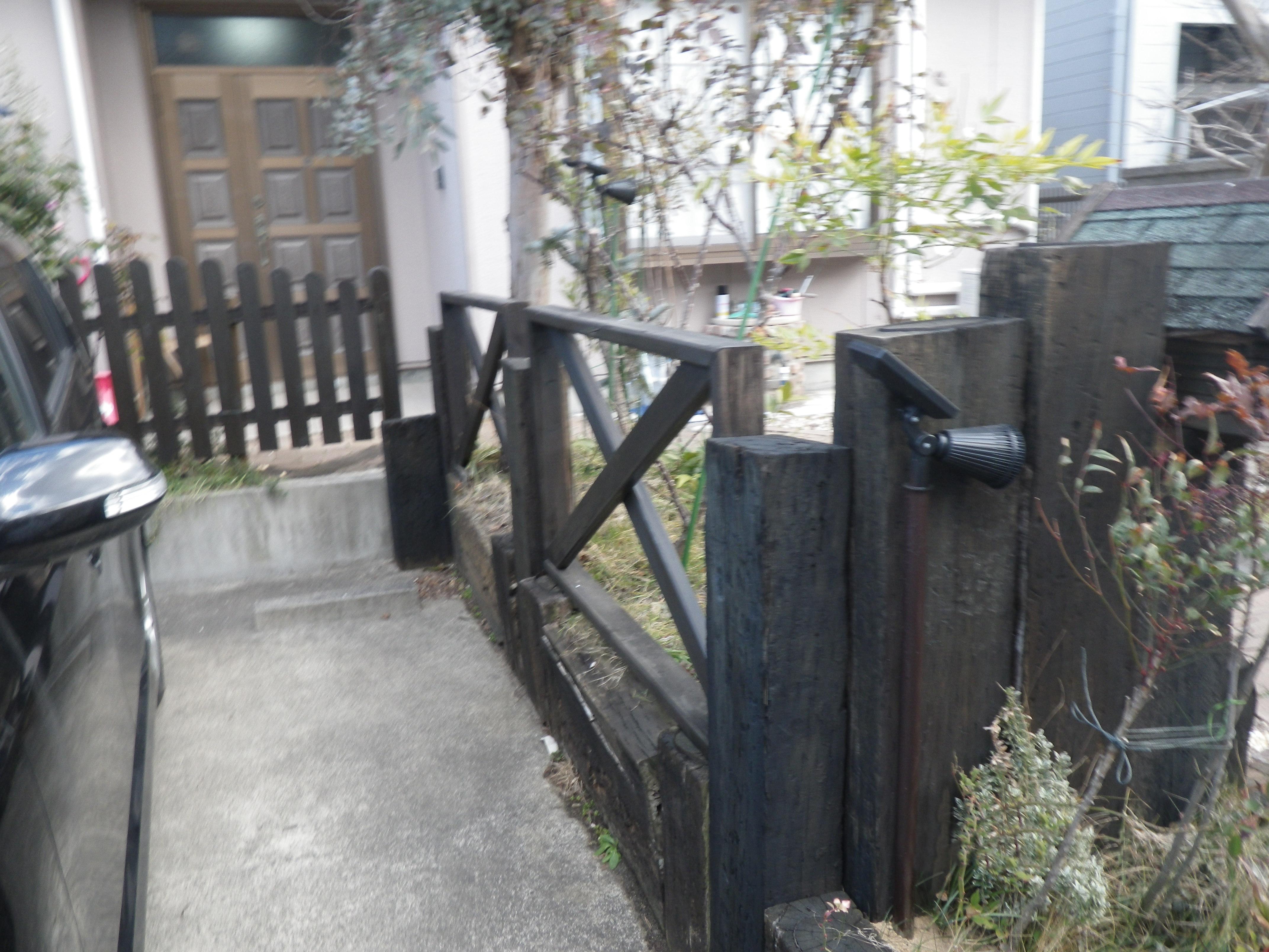お庭のフルリフォーム